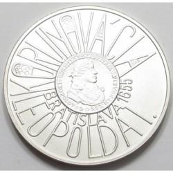 200 korun 2005 - Leopold I.