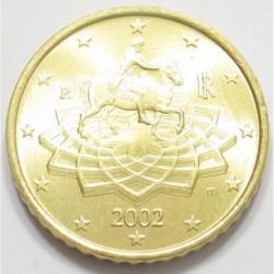 50 eurocent 2002