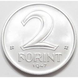 2 forint 1947