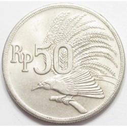 50 rupiah 1971