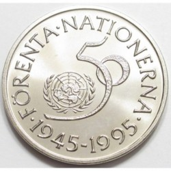 5 kronor 1995 - United Nations