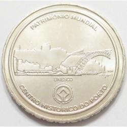 2.5 euro 2008 - Porto cenntral city UNESCO world heritage