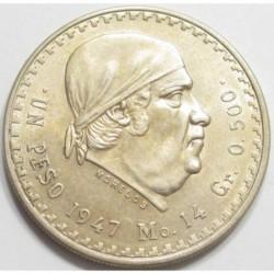 1 peso 1947