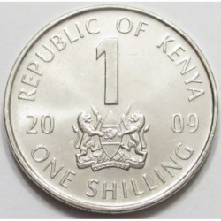 1 shilling 2009
