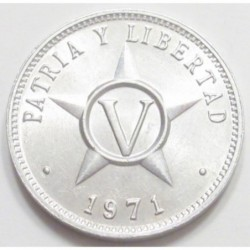 5 centavos 1971