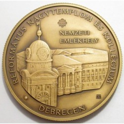2000 forint 2020 - Reformed Great Church of Debrecen