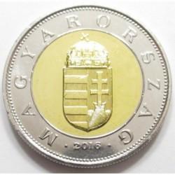 100 forint 2016