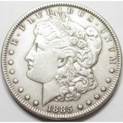 1 dollar 1885