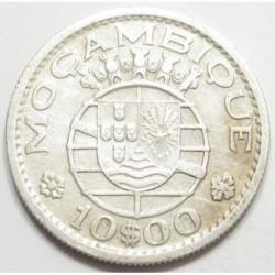 10 escudos 1960