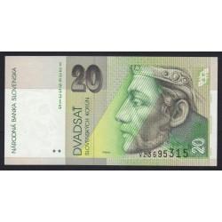 20 korun 2006