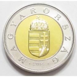 100 forint 2014