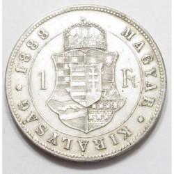 1 forint 1888 KB