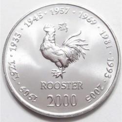 10 shillings 2000 - Asian horoscopes - Rooste
