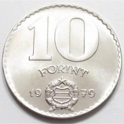 10 forint 1979