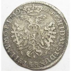 Charles VI. 3 kreuzer 1719 - Prague