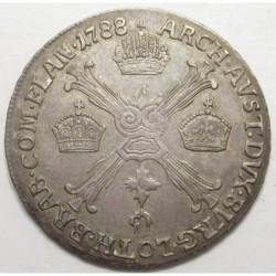 Joseph II. 1/4 kronenthaler 1788 H