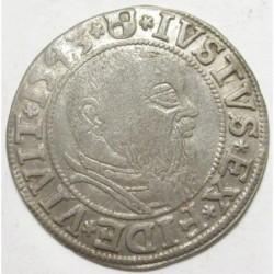 Albert, Duke of Prussia 1 groshen 1541