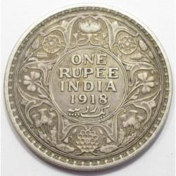 1 rupee 1918