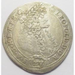 Leopold I. XV kreuzer 1689 KB