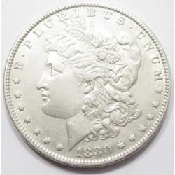 Morgan dollar 1880 O
