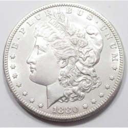 Morgan dollar 1880 S
