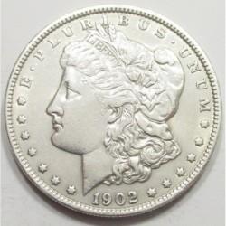 Morgan dollar 1902