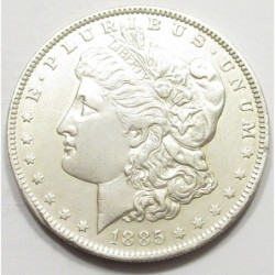 Morgan dollar 1885 O