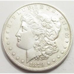Morgan dollar 1879 O