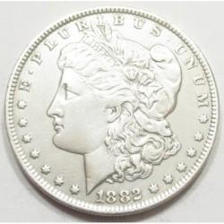 Morgan dollar 1882 O