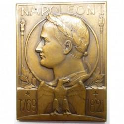 100th anniversary of Napoleon's death