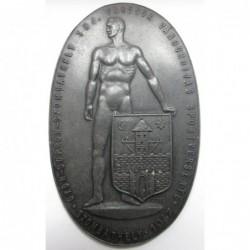 Gyõr-Sopron-Szombathely cities traveling prize sports competition prize 1947