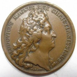 Mauger: Louis XIV. inauguration Act of 1700 against spending