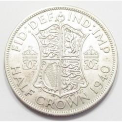 half crown 1940