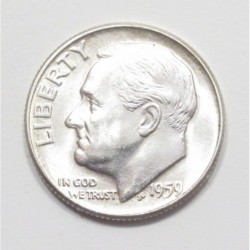 one dime 1959