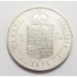 1 forint 1875 KB