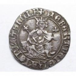 Robert King of Naples 1309-1347 gigliato