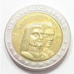 2 euro 2004 - Mátyás and Beatrix TRIAL