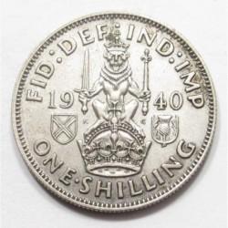 1 shilling 1940