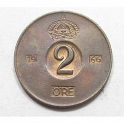 2 öre 1966