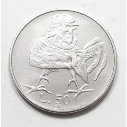 50 lire 1974 - Chicken