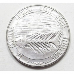 100 lire 1977 - Fish