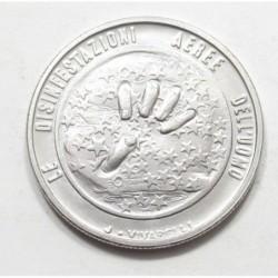 50 lire 1977 - Ecology