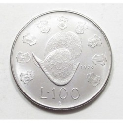 100 lire 1979 - Government agencies - Free protection