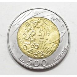 500 lire 1999 - Research