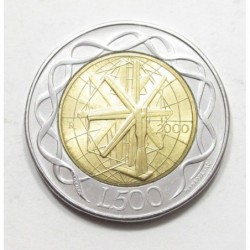 500 lire 2000
