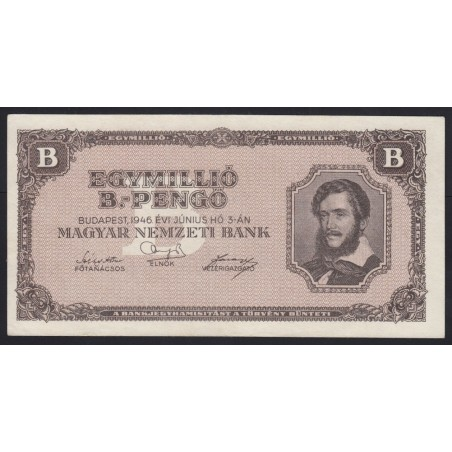 1.000.000 b.-pengõ 1946
