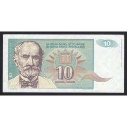 10 dinara 1994