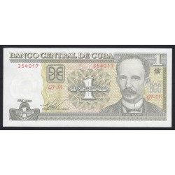 1 peso 2009