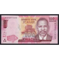 100 kwacha 2017