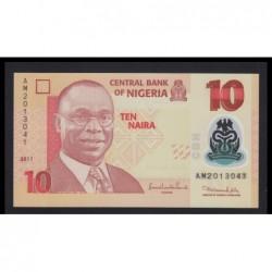 10 naira 2011